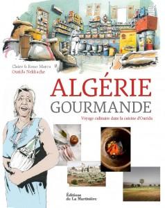couverture Algérie Gourmande